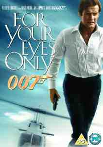Your Eyes Only DVD