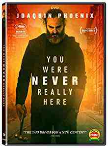 You Were Never Really Here DVD