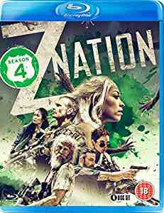 Z Nation Season 4 Blu-ray