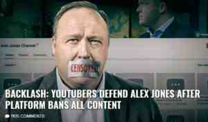 alex jones censored