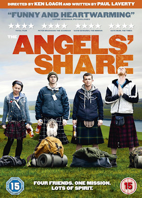 Angels' Share DVD