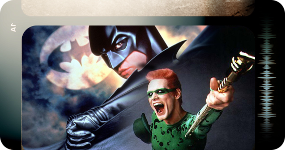 Cutting Edge Episode 29: Batman Forever