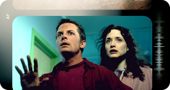 Frighteners banner