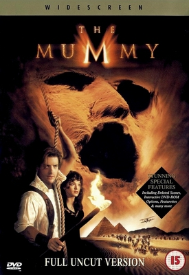 The Mummy DVD 15 uncut