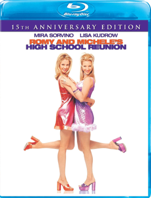 Romy and Michele Blu-ray