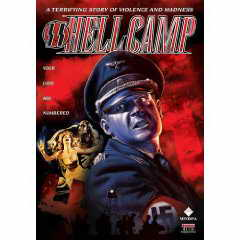 SS Hell Camp DVD cover