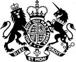 arms of the british governmentjpg logo
