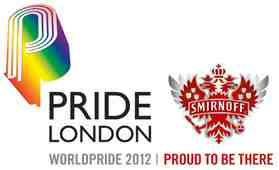 pride london 2012 logo