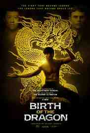 Poster Birth of the Dragon 2016 George Nolfi