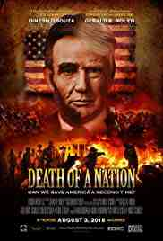 Poster Death of a Nation 2018 Dinesh Dsouza
