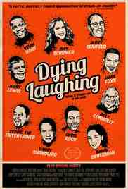 Poster Dying Laughing 2016 Lloyd Stanton and Paul Toogood