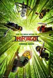 Poster Lego Ninjago Movie 2017 Charlie Bean and Paul Fisher  3