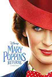 Poster Mary Poppins Returns 2018 Rob Marshall