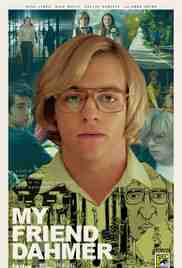 Poster My Friend Dahmer 2017 Marc Meyers