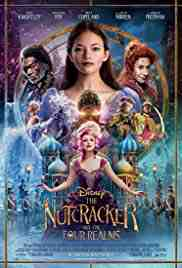 Poster Nutcracker and the Four Real 2018 Lasse Hallstrm and Joe Johnston
