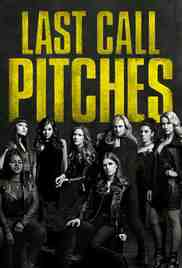 Poster Pitch Perfect 3 2017 Trish Sie