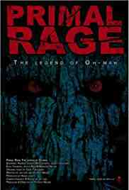 Poster Primal Rage the Legend of Ohma Patrick Magee