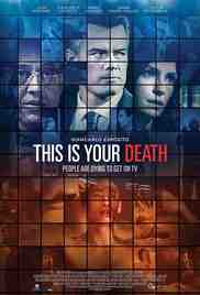 Poster This is Your Death 2017 Giancarlo Esposito