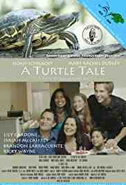 Poster Turtle Tale 2015 Luc Campeau