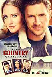 Poster Very Country Christmas 2017 Justin G Dyck