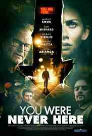 Poster You Were Never Here 2017 Camille Thoman
