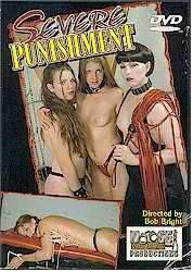 Severe Punishment DVD cover