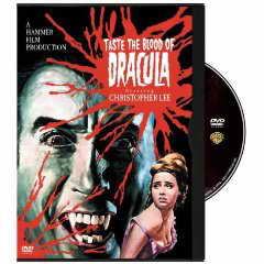 Taste the Blood of Dracula DVD cover